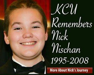 Written by a friend after Nick's death……