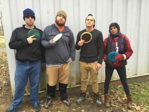 frisbee serious