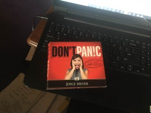 a panic cd