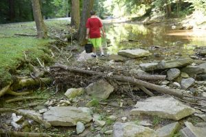 carter caves creek pic one