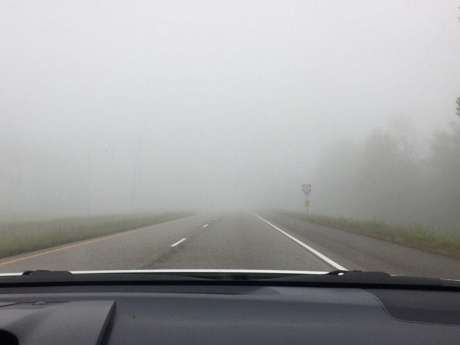 My Foggy Faith