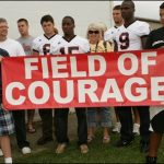 Field of Courage…..