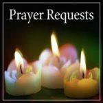 Praying….