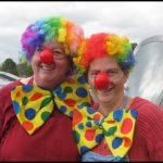 Send in the Clowns……..