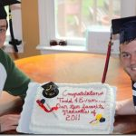 Two Boys..Two Graduations..Two Weeks Apart!