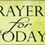 A Hug from Heaven, A Prayer for Today, and a Give-Away!