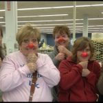 Clowning Around Can Ease the Pain for a While and Somehow Help You Help Others…………..