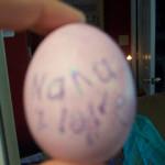 """An Egg for """"Nana"""""""