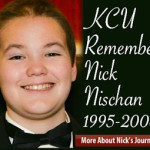 Written by a friend after Nick's death……